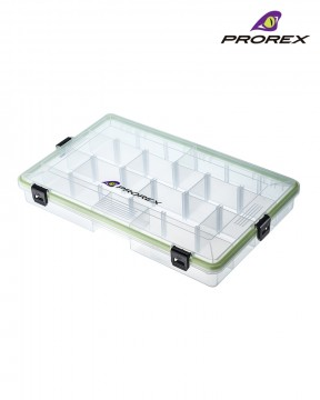 Prorex Sealed Tackle Box Medium