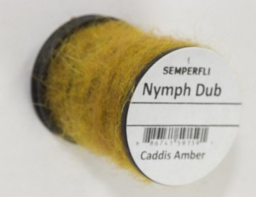 Semperfli Nymph Dub Caddis Amber
