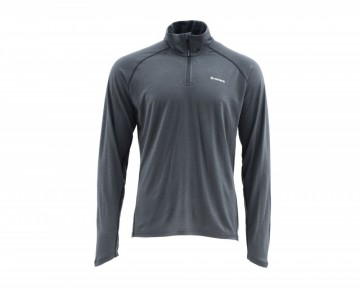 Simms Ultra-Wool Core 1/4 Zip Raven
