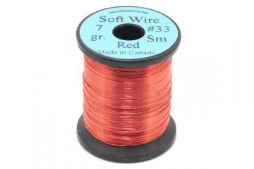 UNI soft wire red