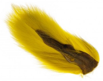 Bucktail large yellow