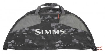 Simms Taco Bag Hex Flow Camo Carbon