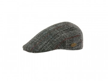 MJM Country Harris Tweed Grey Check