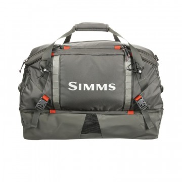 Simms Simms Essential Gear Bag - 90L Coal