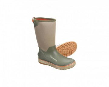 Simms Riverbank Pull-On Boot Loden