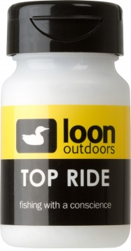 Loon Top Ride dun tørrfluepulver