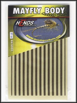 Hends Mayfly Body Medium 32 Beige/Brown