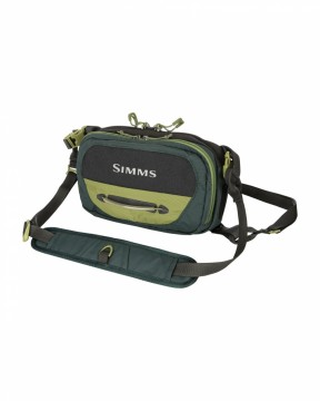 Simms Freestone Chest Pack Shadow Green