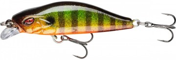 Daiwa PROREX FLAT MINNOW 5cm Gold Perch