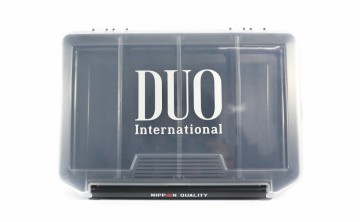 DUO Lure Case Pearl Black/Clear 3010
