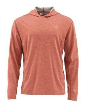 Simms BugStopper Hoody Orange