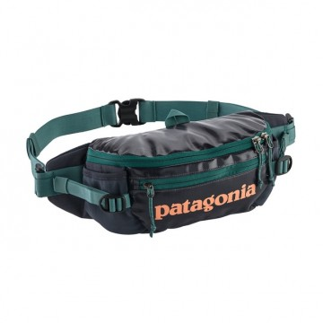 Patagonia Black Hole Waist Pack Smolder blue