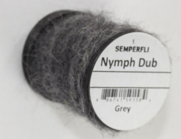 Semperfli Nymph Dub Grey