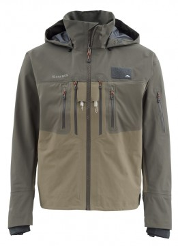 Simms G3 Guide Tactical Jacket Dark Olive