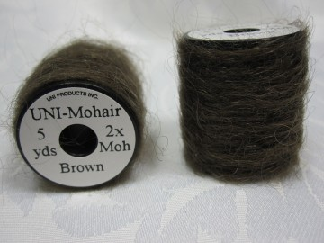 UNI Mohair Brown