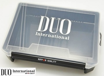 DUO Lure Case Pearl Black/Clear 3020
