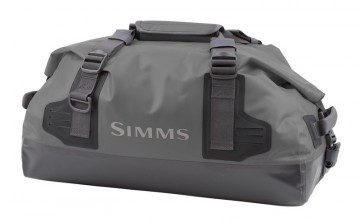 Simms Dry Creek Duffel Small - Gunmetal