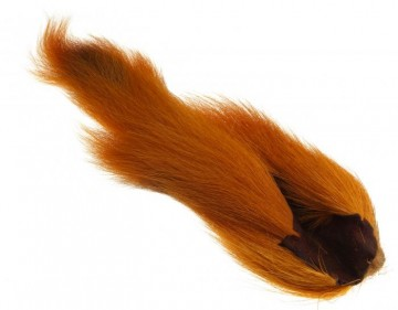 Bucktail large amber