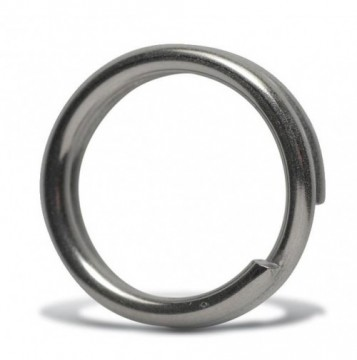 Round Split Ring 7.6Mm