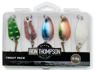 Ron Thompson Trout Pack 5-9g