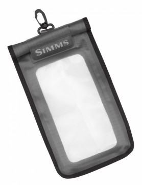 Simms Waterproof Tech Pouch Large Gunmetal