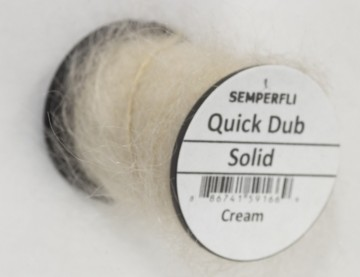 Semperfli Quick Dub Solid Cream