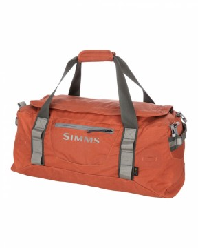 Simms GTS Gear Duffel - 50 L Simms Orange