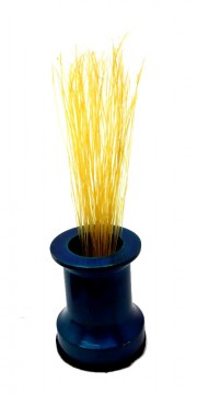 Boar Bristles fluor yellow