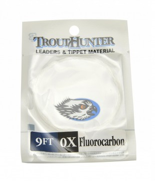 Trout Hunter Fluorcarbon Leader 9ft