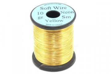UNI soft wire NEON yellow