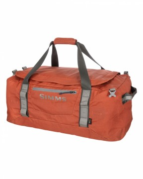 Simms GTS Gear Duffel - 80 L Simms Orange