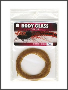 Boddy Glass 34 Olive Brown