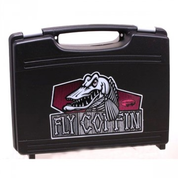 Fly Coffin gjeddeflueboks