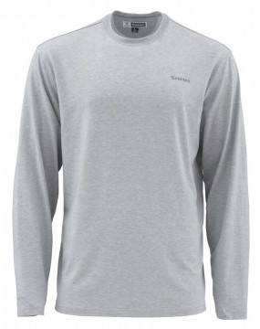 Simms Bugstopper Tech Tee Granite