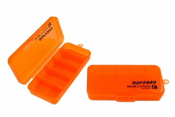 Salar Supreme fly box small 5 compartments