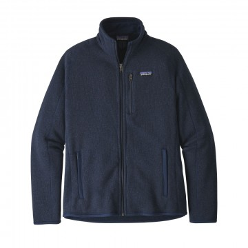 Patagonia Men's Better Sweater Fleece Jacket new navy