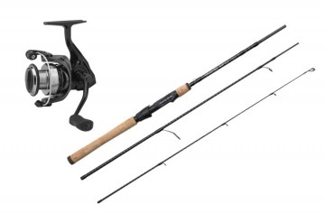 Combo Ron Thompson/Okuma Traveller 6´ 4-12g
