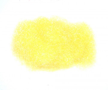 Ice dubbing UV lt. yellow