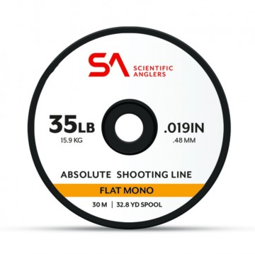 SA Absolute Shooting Line Flat Mono