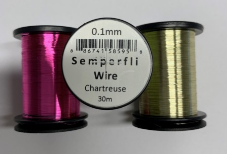 Semperfli Wire 0,1 mm