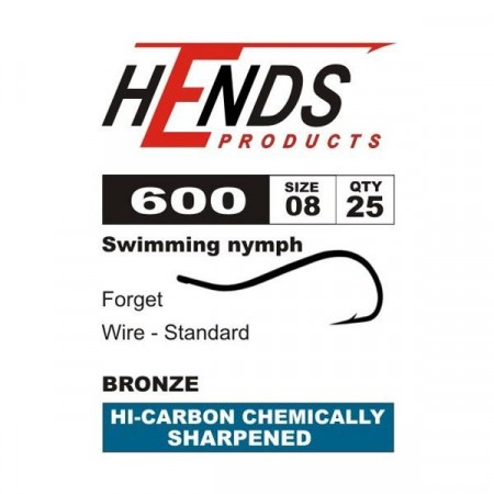 Hends 600 Swimming Nymph